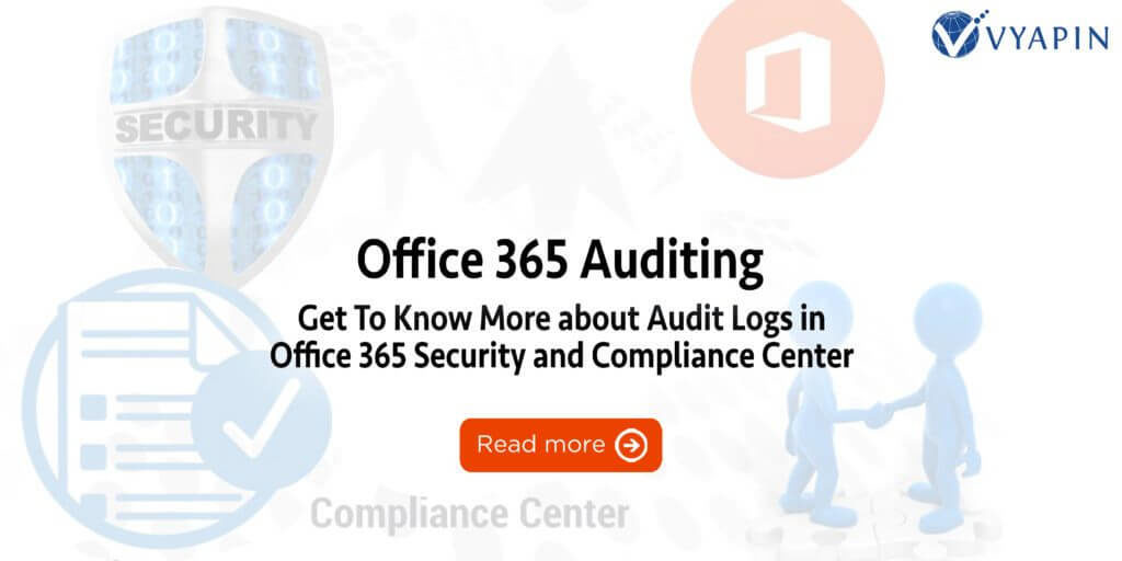 Office 365 Auditing