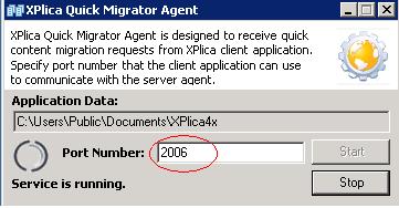 quick migrator agent
