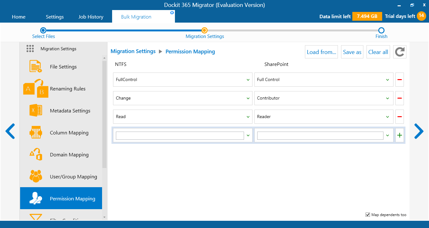 Migrate Contents to Office 365 Using Features of Vyapin Dockit 365 Migrator