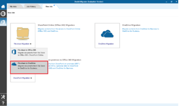 Migrate documents to OneDrive for Business